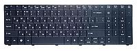 Клавиатура для ноутбука ACER (AS: E1-521, E1-531, E1-571; TM: 5335, 5542, 5735) rus, black
