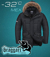 Зимняя куртка Braggart большого размера