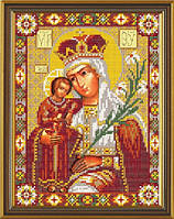 Богородица «Неувядаемый Цвет»