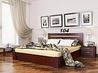 Кровать Селена Бук Щит 104 (Эстелла-ТМ)