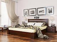 Кровать Селена Бук Щит 108 (Эстелла-ТМ)