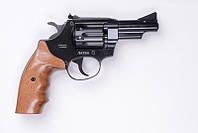 Револьвер Safari РФ 431 орех под патрон Флобера. Револьвер украинского производства Латэк. Револьвер Сафари