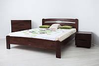 """Кровать двухспальная """"Нова без изножья"""", дерево ( ТМ Олимп)"""