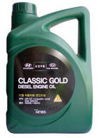 Масло моторное 10W-30 Classic Gold Diesel 4л HYUNDAI/KIA 0520000410