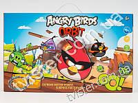Трек р/у, машинка, 2 вида (Angry Birds,Тачки), на бат-ке, в кор-ке