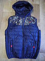 Мужская жилетка  Nike найк жилет хаки камуфляж милитари