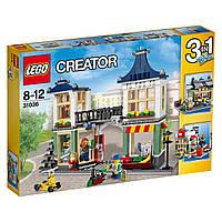 LEGO® Creator Бакалейно-игрушечный магазин 31036 31036 ТМ: LEGO