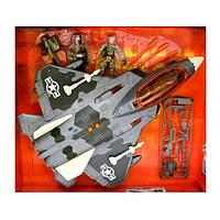 """Игровой набор """"Солдаты 7"""" (истребитель) 506115 ТМ: Chap mei"""