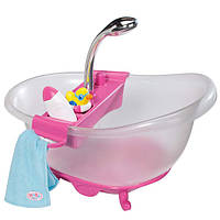 Ванна интерактивная Baby Born Zapf Creation 818183