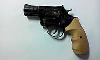 """Револьвер под патрон Флобера Ekol 3"""" Black (рукоять дерево)"""