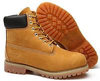 Мужские зимние ботинки Timberland 6 inch Winter Classic (Тимберленд) с мехом