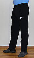 Мужские зимние штаны Nike темно синие