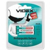 Аккумулятор Videx HP03/AAA 1000mAh