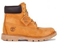 Мужские ботинки Timberland 6 inch Yellow (Тимберленд) желтые