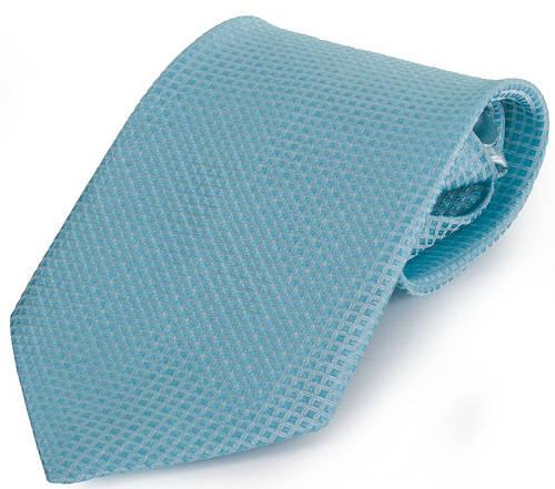 Элегантный детский галстук SCHONAU & HOUCKEN (ШЕНАУ & ХОЙКЕН) FAREDP-06 голубой