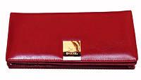Кошелек Chanel 0285 красный женский натуральная кожа