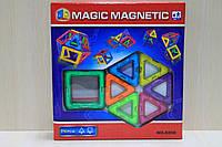 Конструктор магнитный 14 деталей