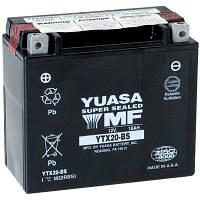 Аккумулятор мотоциклетный 18Ah 270A YUASA YTX20-BS , HONDA VF 1100 C Magna , HARLEY-DAVIDSON Fat Boy/Sportster