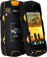 """Jeep Z6, IP68, 2 ядра, 2500 мАч, GPS, 5 Mpx, Android 4.2, дисплей 4""""."""
