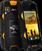 "Jeep Z6+, IP68, ОЗУ 1 GB, 4 ядра, 2500 мАч, GPS, 8 Mpx, Android 4.4, дисплей 4""."