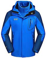 Новая модель ! Мужские куртки 3в1 JACK WOLFSKIN. Отличное качество. Удобная куртка. Купить онлайн. Код: КДН818