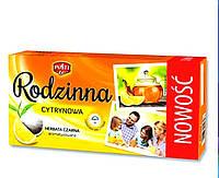 Чай черный пакетированный  express Rodzinna Cytrynowa 80 шт