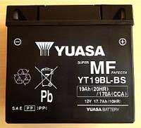 Аккумулятор мотоциклетный 19Ah 170A YUASA YT19BL-BS , BMW R 1100 , BMW R 1200 , BMW R 1150 , BMW K 1200