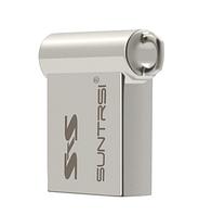 USB флешка брелок 16Gb металл