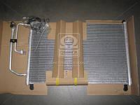 Радиатор кондиционера DAEWOO LANOS ALL 97- 1.5-1.6 (Van Wezel)International Radiators Бельгия