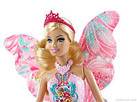 Кукла барби прекрасная фея Barbie Beautiful Fairy Barbie Fashion Doll