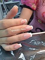 Наращивание ногтей курсы в Николаеве. Система гель-пудра.