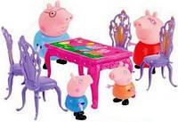 Игровой набор Мебель Свинки Пеппы PP6052-A