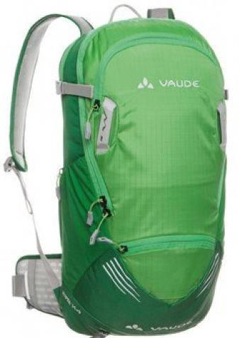 Отличный велосипедный рюкзак 14 л. Vaude Hyper 4052285037802 Зеленый