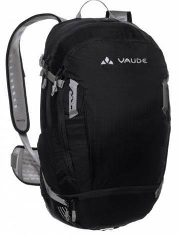 Удобный велосипедный рюкзак 25 л. Vaude Bike Alpin  4052285037710 Черный