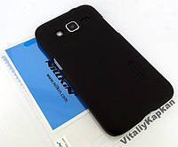 Чехол накладка NILLKIN для Samsung G360/361+пленка