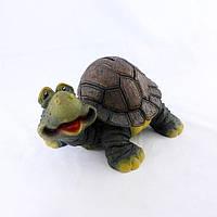 Копилка черепаха гипсовая