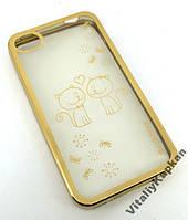 Чехол-силикон BECKBERG для iPhone 4/4S