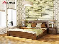 Кровать Селена Аури Бук Щит 103 (Эстелла-ТМ)