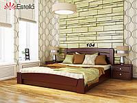 Кровать Селена Аури Бук Щит 104 (Эстелла-ТМ)
