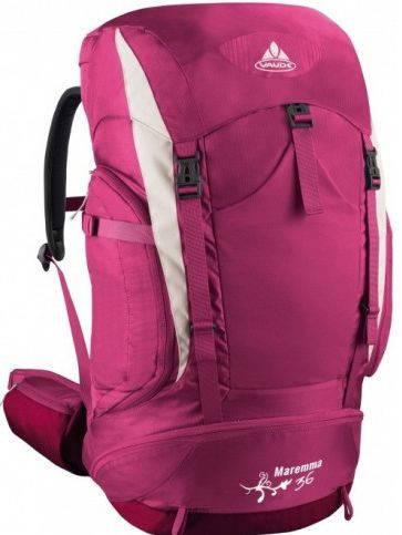 Женский туристический рюкзак 42 л. Vaude Maremma 4021573975447  Розовый
