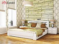 Кровать Селена Аури Бук Щит 107 (Эстелла-ТМ)