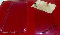 Чехол силикон для iPhone 6 + пленка на екран