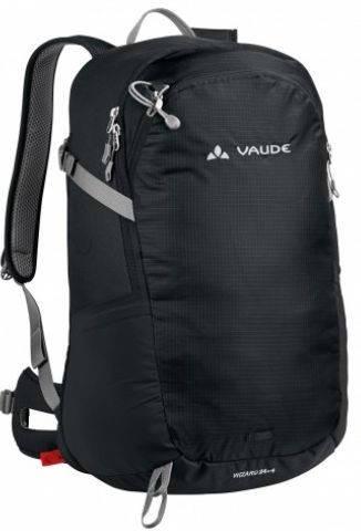 Превосходный велосипедный рюкзак 18 л. Vaude Wizard 4052285204877 Черный