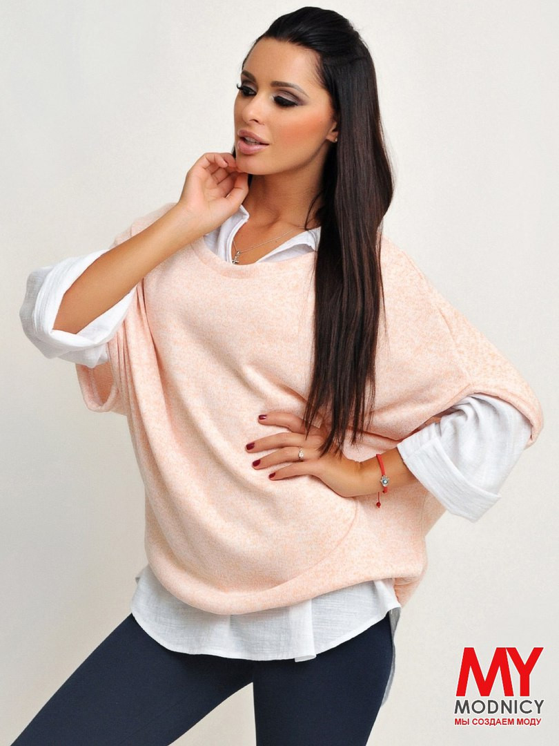Вязаные женские свитера 2015 купить с доставкой