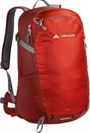 Превосходный велосипедный рюкзак 18 л. Vaude Wizard 4052285204884 Оранжевый