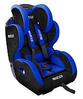 Кресло Sparco F700K blue