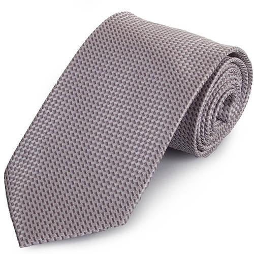 Привлекательный мужской широкий галстук SCHONAU & HOUCKEN (ШЕНАУ & ХОЙКЕН) FAREPS-15 серый