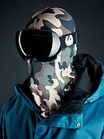 Балаклава маска Urban Planet Camo Woodland