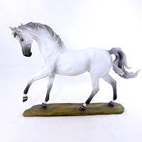 Статуэтка Лошадь седая