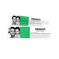 Зубная паста Безопасное отбеливание Organic People, 100 мл